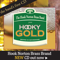 Hook Norton Brass Band CD